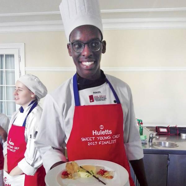 1000 Hills Chef School successful graduates